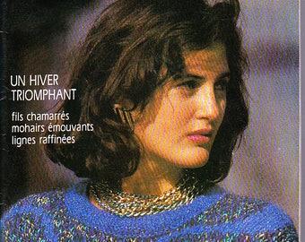 catalogue phildar n 152 winter 1987 vintage