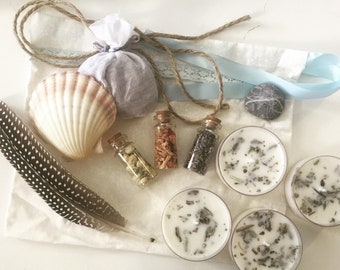 Witch Kit // Wicca // Beginner Kit // Witches Altar // Witchcraft