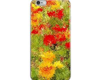 Ranunculas Flowers iPhone Case