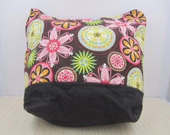 Fabric tote and or diaper bag