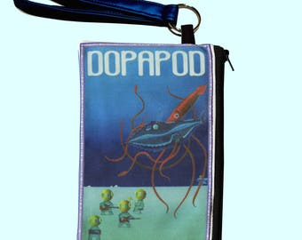Dopapod 20,000 Leagues Under the Sea Bag by SBMathieu
