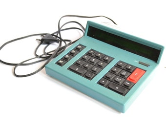 Soviet calculator Electronica MK-42