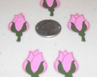 Little Rose Buds - 5 to a pack