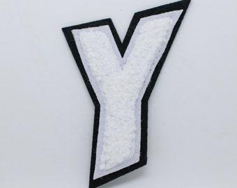 Y Varsity Letter