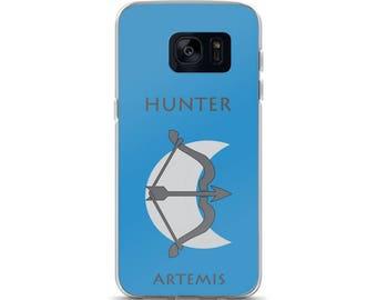 Camp Half-Blood Inspired Percy Jackson Hunter of Artemis Samsung Case