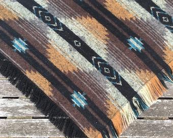 """The """"Weston"""" frayed triangle bandana"""