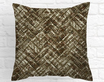 Brown Pillow Covers  Caramel Pillow Covers  Decorative Pillows  Size Choice  Accent Pillows Throw Pillows Decorative Pillows Home Decor