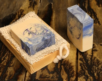 Wild Lavender and Goats Milk Soap