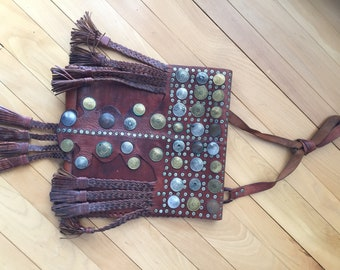 Waterman Sellers Bag with Coins