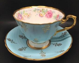 Rare Paragon Vintage Rose Tea cup