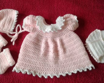 Gorgeous Baby Girl Clothes, Baby Girl Coming Home Outfit, Baby Girl Layette, Baby Clothes