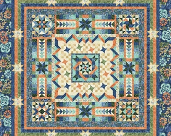 """Tranquility Quilt Kit 102"""" x 102"""""""