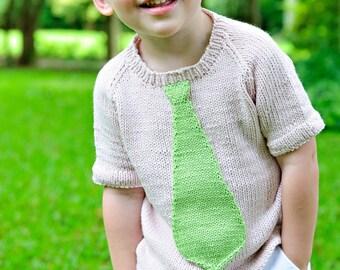 make your own Boys Can Wear Pink (DIGITAL KNITTING PATTERN) newborn baby toddler child boy