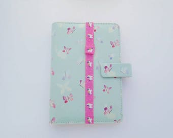 Unicorn planner band, unicorn bookmark, cute planner accessories, planner gifts