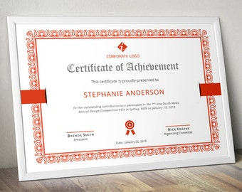 baptism certificate template publisher