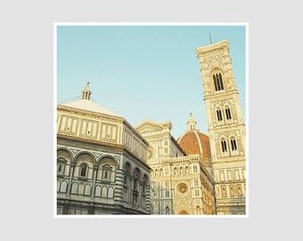Firenze - 8x8 Original Signed Photography