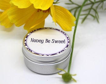 "Lips&Nails butter ""Honey Be Sweet"""