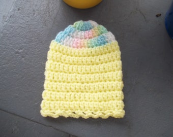 6-9 Month Beautiful Baby Hat