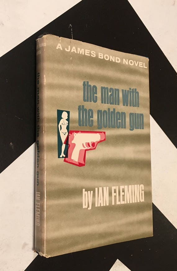 The Man with the Golden Gun by Ian Fleming (Hardcover, 1965)