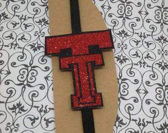 Texas Tech Headband