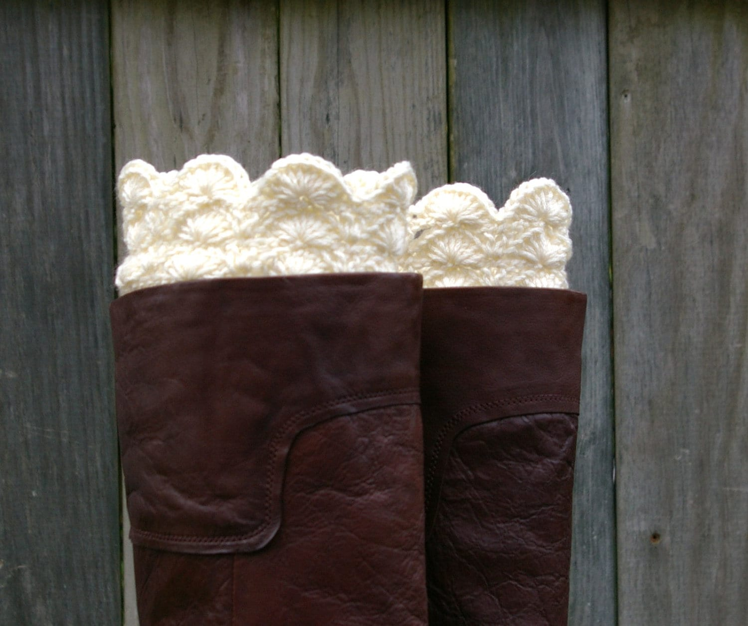 Fine Free Crochet Boot Toppers Pattern Pictures - Blanket Knitting ...