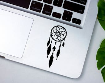 Dream Catcher Decal, Dreamcatcher Decal, Nature Decal, Laptop Decal, Vinyl Decal, Car Window Decal, Water Bottle Decal, Car Decal,