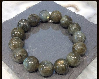 50% Mega Sale Labradorite Gemstone Bracelet