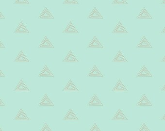 Prisma Element in Subtle Turquoise  PRE-813 - PRISMA ELEMENTS - Art Gallery Fabrics  - By the Yard