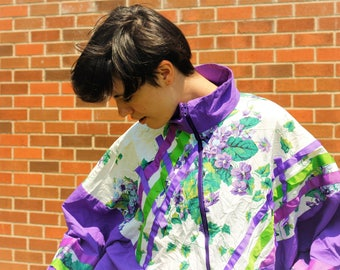 Southern Stitches and More 1980s Spring Jacket