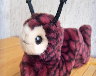 STEIFF Cosy Floppy Caterpillar, Fluppy Raupe German Plush Toy