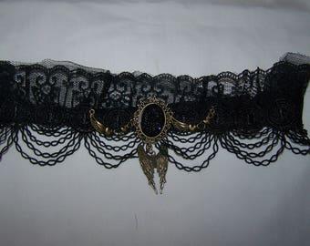 victorian stye headband
