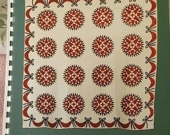 Heirloom Quilting Designs from the Woodbourne Quilt Anne Simpkinson 1985 edition