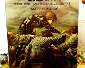 Magnificent Dreams Beautifully Hardback Book on Burne Jones and The Victorian Pre Raphaelites 1st Ed