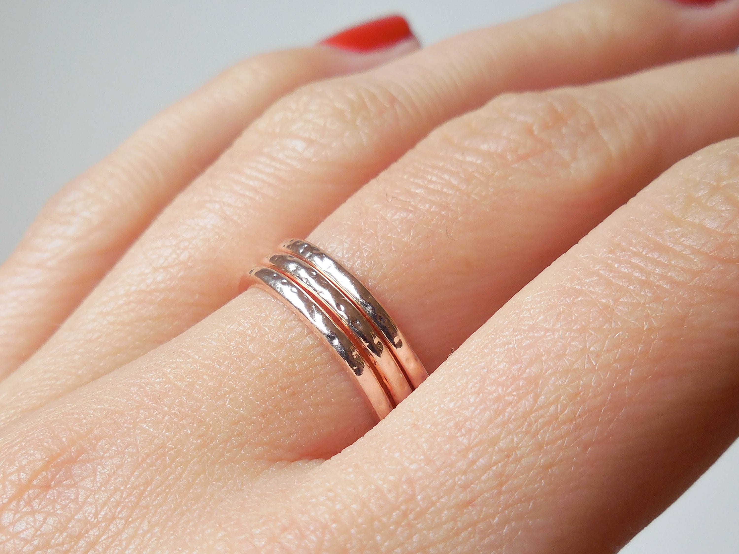 thin ring minimal rings objects twist smooth whisper stacking graceful products edited