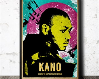 Kano Grime Poster