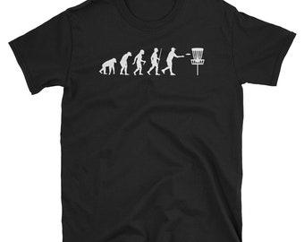 Disc Golf Evolution T-Shirt