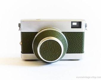 Jahrgang grün Werra-Film-Kamera / 35mm seltene Kamera / 50er Jahre 60er Jahre