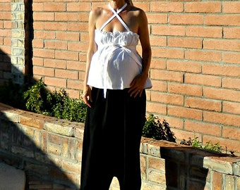 Summer Tops-Summer Tops for Women-Tops-Tees-Blouses-Easy to Wear Womens Maternity Clothing Staple-Criss Cross Le Bonjour-All Body Types