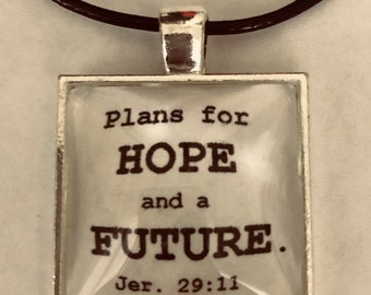 Prayerables Necklace 3 - Jer. 29:11