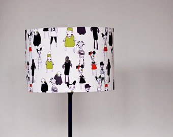 Table Lampshade, Ceiling Lampshade, Zombie Lamp Shade, Geeky Gift, Geeky  Home Decor
