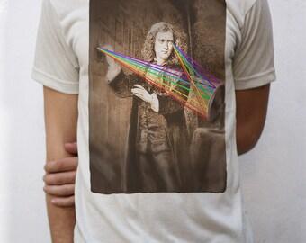 Isaac Newton T shirt