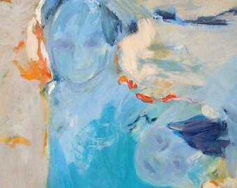 Children in Blue | Kinderen in Blauw