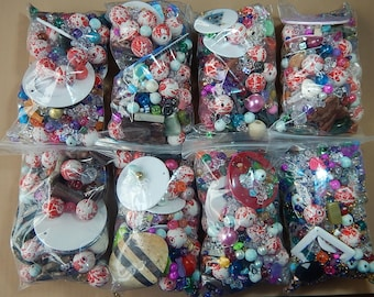 10 oz. Bags of Mixed Beads