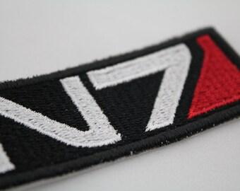 Mass Effect N7 Patch
