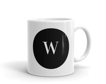 Santorini Collection W mug