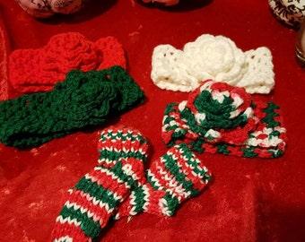 Holiday Baby Gift Set