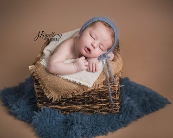 newborn posing fabric faux burlap basket filler newborn photography prop rustic layer photo prop newborn layering blanket burlap mini layer