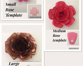 HARD COPY 3 ROSE Template