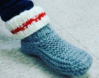 Work Sock Slipper Boot