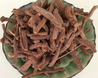 Madder Root Whole (Dried) - Natural Dyes - Rubia tinctorum - 1 ounce package